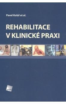 Pavel Kolář: Rehabilitace v klinické praxi cena od 1217 Kč