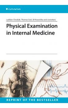 Ladislav Chrobák: Physical Examination in Internal Medicine - Reprint of the Bestseller cena od 475 Kč