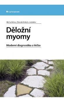 Michal Mára, Zdeněk Holub: Děložní myomy cena od 72 Kč