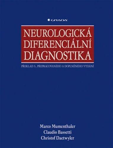 Mumenhaler Marco: Neurologická diferenciální diagnostika cena od 346 Kč