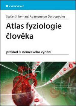 Stefan Silbernagl, Agamemnon Despopoulos: Atlas fyziologie člověka cena od 543 Kč