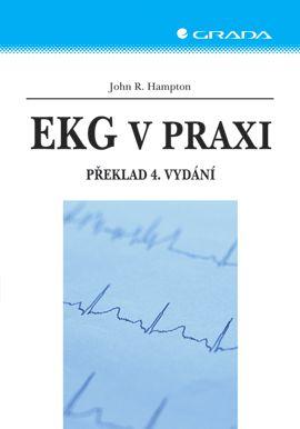 John R. Hampton: EKG v praxi cena od 845 Kč