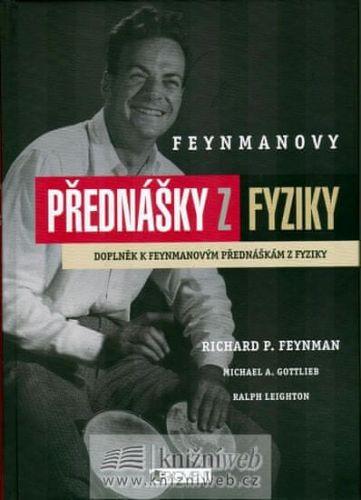 Richard Feynman: Feynmanovy přednášky z fyziky - doplněk cena od 214 Kč