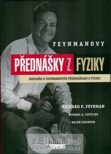 Richard P. Feynman: Feynmanovy přednášky z fyziky-doplněk k přednáškám cena od 205 Kč