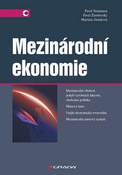 Neumann Pavel: Mezinárodní ekonomie cena od 203 Kč