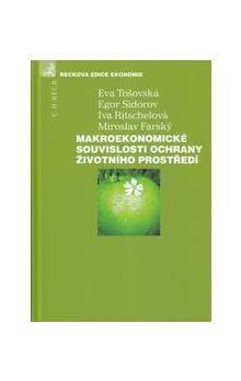Miroslav Farský: Makroekonomické souvislosti ochrany životního prostředí cena od 357 Kč
