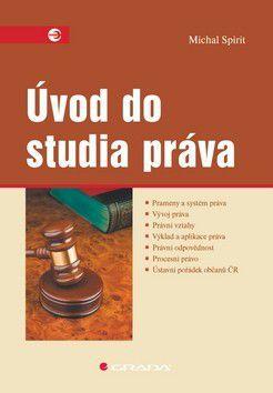 Michal Spirit: Úvod do studia práva cena od 0 Kč