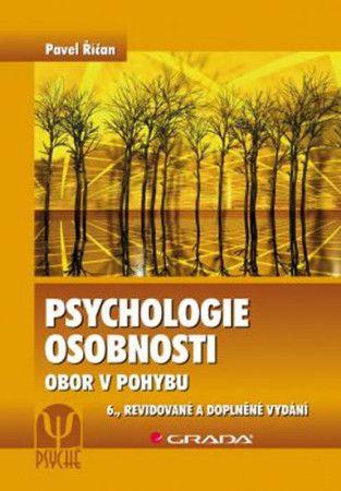 Pavel Říčan: Psychologie osobnosti cena od 270 Kč