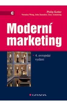 Philip Kotler: Moderní marketing, 4.vydání cena od 1186 Kč