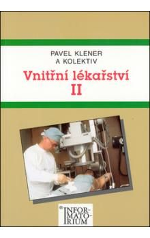 Pavel Klener: Vnitřní lékařství II cena od 188 Kč