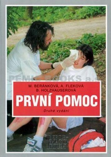 Monika Beránková: První pomoc cena od 212 Kč