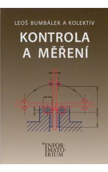 Leoš Bumbálek: Kontrola a měření cena od 218 Kč