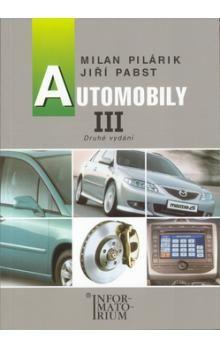 Pilárik M., Pabst J.: Automobily III cena od 217 Kč