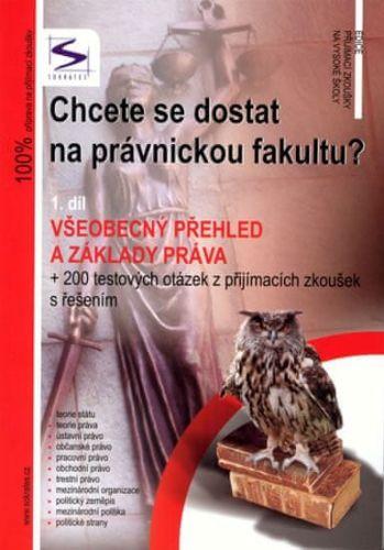 Radim Kalabis, Igor Kotlán: Chcete se dostat na právnickou fakultu? - 1. díl - 2. vydání cena od 216 Kč