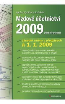 Mzdové účetnictví 2009 cena od 329 Kč