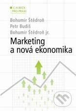 Petr Budiš: Marketing a nová ekonomika cena od 400 Kč