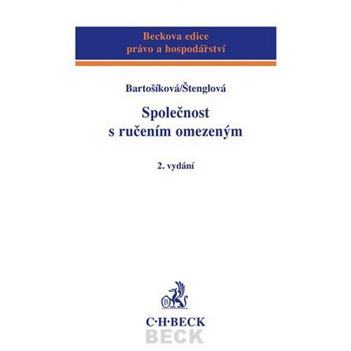 Miroslava Bartošíková: Společnost s ručením omezeným 2. vydání cena od 834 Kč