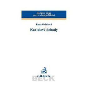 Andrea Oršulová: Kartelové dohody cena od 536 Kč