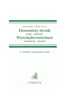 Radovan Rádl: Ekonomický slovník česko-německý Wirtschaftswörterbuch tsechitsch-deutsch cena od 731 Kč