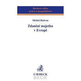 Michal Radvan: Zdanění majetku v Evropě cena od 372 Kč