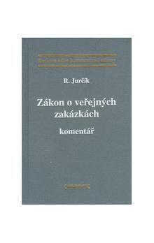 Radek Jurčík: Zákon o veřejných zakázkách cena od 674 Kč
