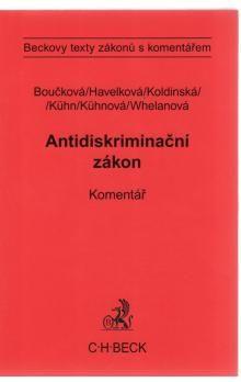Pavla Boučková: Antidiskriminační zákon cena od 387 Kč