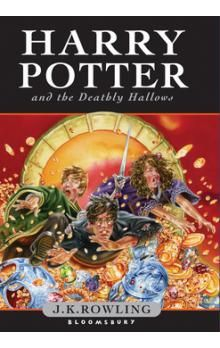 XXL obrazek Rowling J.K.: Harry Potter and the Deathly Hallows
