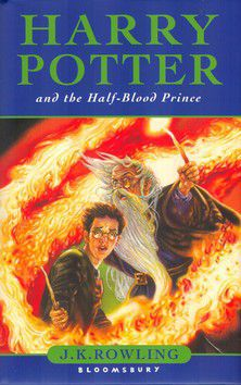 Joanne K. Rowlingová: Harry Potter and the Half-Blood Prince cena od 609 Kč