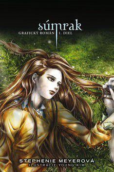 Stephenie Meyerová: Súmrak Grafický román cena od 229 Kč