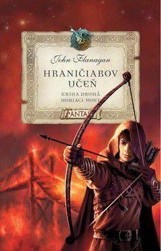 John Flanagan: Hraničiarov učeň Horiaci most cena od 247 Kč
