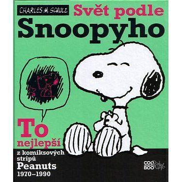 Charles Schultz: Snoopy (1) Svět podle Snoopyho cena od 100 Kč