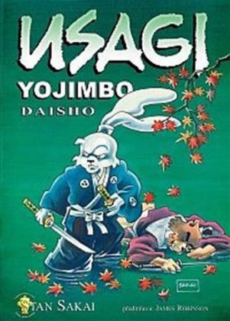 Stan Sakai: Usagi Yojimbo - Daisho cena od 165 Kč