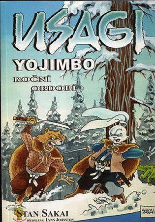 Stan Sakai: Usagi Yojimbo - Roční období - 2. vydání cena od 172 Kč