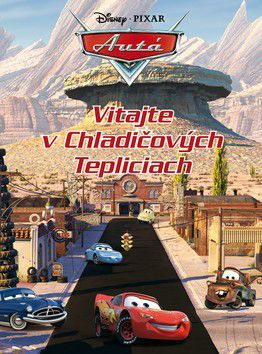 Walt Disney: Autá Vítajte v Chladičových Tepliciach - Walt Disney cena od 236 Kč