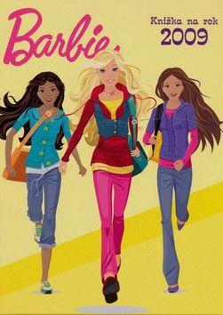 Mattel: Barbie - Knižka na rok 2009 cena od 217 Kč