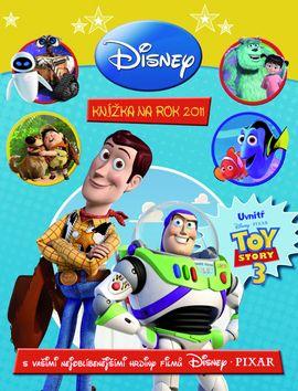 Walt Disney: Toy story - Knížka na rok 2011 cena od 111 Kč