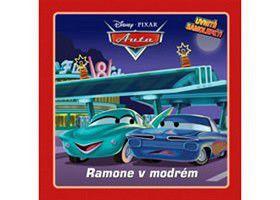 Walt Disney: Auta Ramone v modrém Blesk se učí závodit - Walt Disney cena od 154 Kč