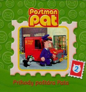 Príhody poštára Pata 2 cena od 209 Kč