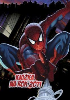 SPIDER-MAN Knížka na rok 2011 cena od 189 Kč
