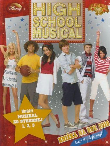 Walt Disney: High School Musical Knižka na rok 2010 cena od 227 Kč