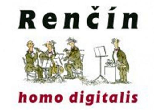 Vladimír Renčín: Homo digitalis cena od 180 Kč