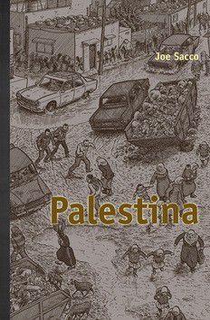 Joe Sacco: Palestina cena od 408 Kč
