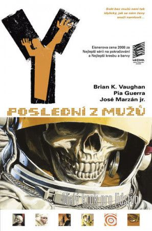 Brian K. Vaughan, Pia Guerra: Y: Poslední z mužů 3: Malý krok pro lidstvo cena od 267 Kč