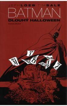 Jeph Loeb, Tim Sale: Batman - Dlouhý Halloween 2 cena od 343 Kč