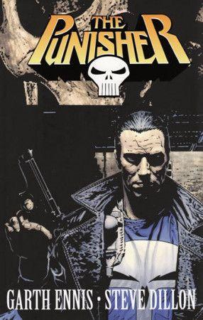 Steve Dillon, Garth Ennis: The Punisher II. cena od 207 Kč