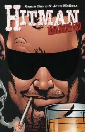 John McCrea, Garth Ennis: Hitman 3 - Zabijácké eso cena od 241 Kč