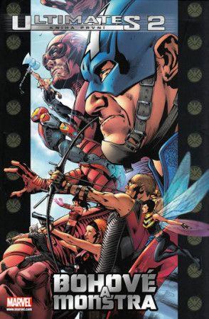Bryan Hitch, Mark Millar: Ultimates 2/1 - Bohové a monstra cena od 271 Kč