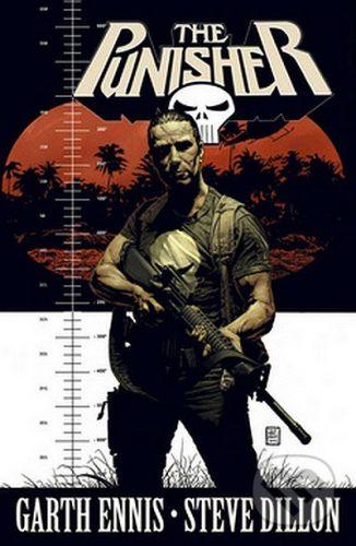 Steve Dillon, Garth Ennis: Punisher IV. cena od 271 Kč