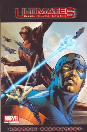 Mark Millar, Bryan Hitch: Ultimates 2: Národní bezpečnost cena od 269 Kč
