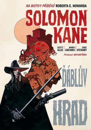 Scott Allie: Solomon Kane 1 - Ďáblův hrad - brož. cena od 195 Kč